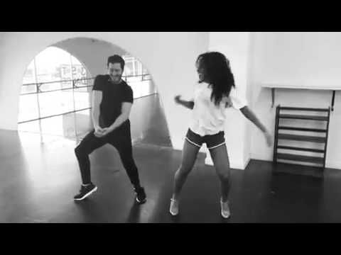 NORMANI & VALENTIN | ''Work From Home'' CHOREOGRAPHY -  http://www.wahmmo.com/normani-valentin-work-from-home-choreography/ -  - WAHMMO