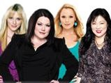 Drop Dead Diva.  Brooke Elliott as Jane Bingum,   Margaret Cho as Teri Lee ,  Jackson Hurst as Grayson Kent,   Kate Levering as Kim Kaswell,    April Bowlby as Stacy Barrett ,   Josh Stamberg as Jay Parker,   Ben Feldman as Fred
