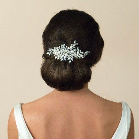 Bridal hair Combs available @ Mia Sposa Huddersfield 01484421900