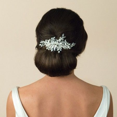 Bridal hair Combs available @ Mia Sposa Huddersfield 01484421900