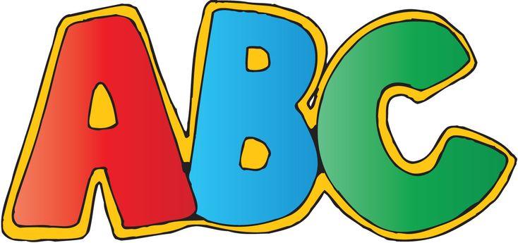 Clip Art Abc Letters - Bing Imágenes
