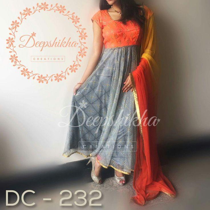 Deepshikha dress