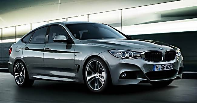 2016 BMW 3-Series Gran Turismo Redesign