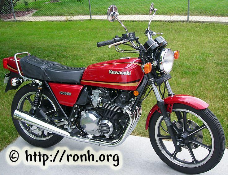 33 best Kawasaki KZ550 images on Pinterest | Biking, Motorcycles and