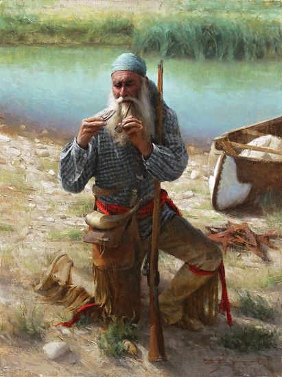 317 Best American Frontier Scouts Trappers Traders