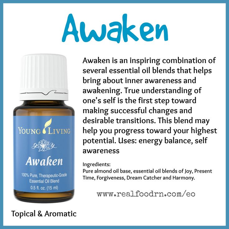 Awaken Essential Oil. Find your highest potential, energy balance, and self awareness. #awaken #essentialoils