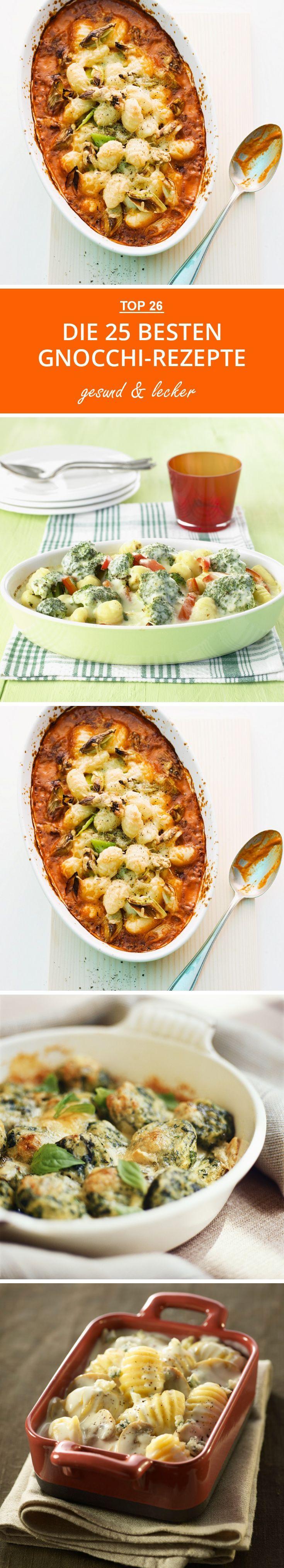 Die 25 besten Gnocchi-Rezepte | eatsmarter.de