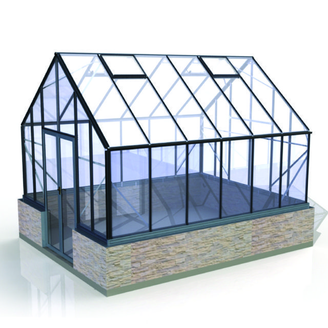 Elite Greenhouse Series - The premium all inclusive Greenhouse from Winter Gardenz - Winter Gardenz NZ Greenhouses