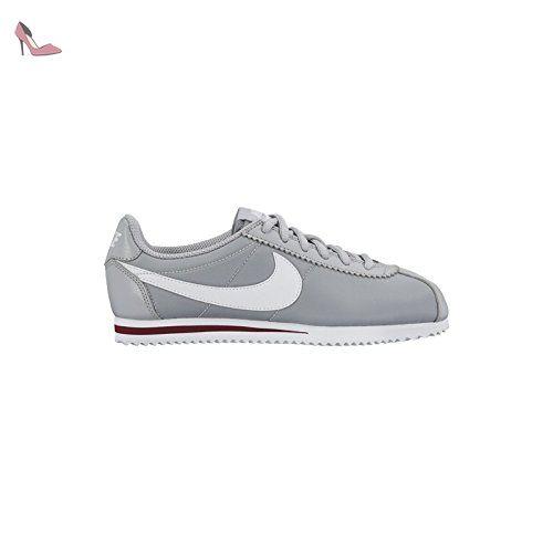 premium selection 1ba68 fdb5e ... Nike Cortez Nylon (Gs), Chaussures de Running Entrainement Garçon, Gris  (Gris . ...