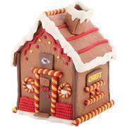 Kansas City Chiefs Gingerbread House