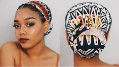 HEADWRAP FOR THE LOW LOW! | HEADWRAP TUTORIAL