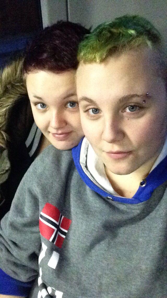 Me and bea @tinakingston