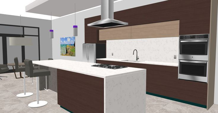 12 Best 인테리어3D모델 Images On Pinterest  Cad File Interior Glamorous 3D Design Kitchen Decorating Inspiration