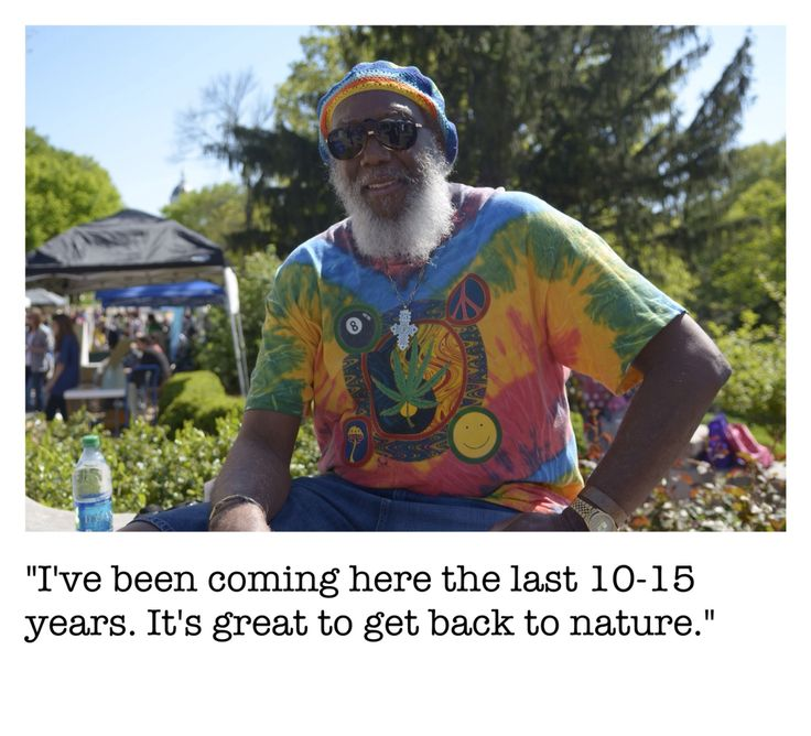 Humans of Columbia Earth Day