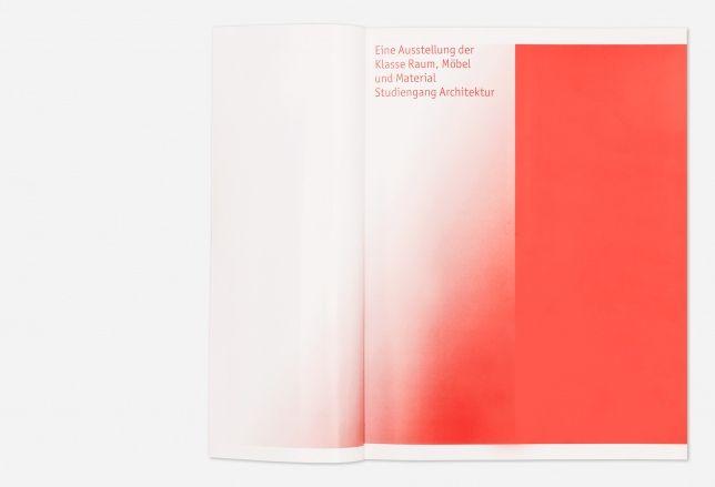 Schauraum - Hubert & Fischer | Graphic Design, Art Direction, Visual Communication