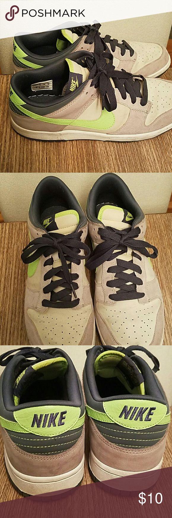 Men's Nike Custom tennis shoes Size 11 casual tennis shoes Nike Shoes Sneakers