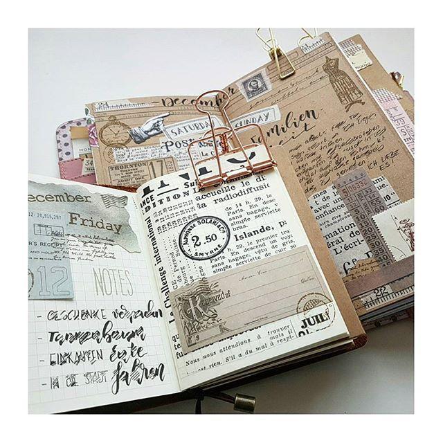 🕇 No words today ◼ .  #midori #midoritravelersnotebook #travelersnotebook #tn #stationery #journaling #kraftpaper #planner #planneraddict #bujo #bujocommunity #dori #mailart #fauxdori #papercraft #inserts #plannercommunity #potd #instagram #postcrossing #travelersnote #plannerdeco #journal #snailmail #penpalz