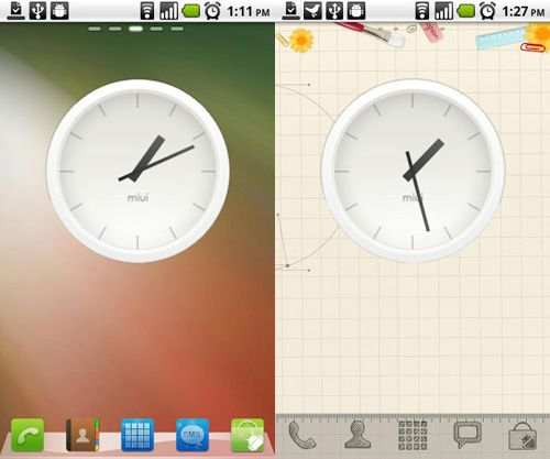 20 minimalistic clock and calendar widgets for your Android device