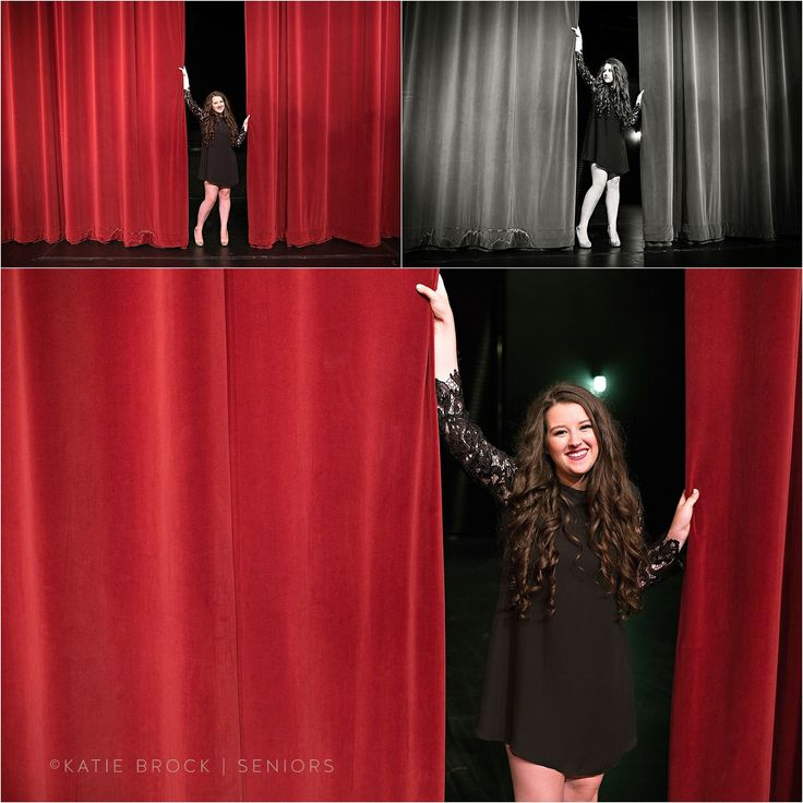 Theater Senior photos