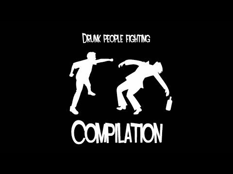 Drunk people fighting - Compilation part 2 #drunkpeople #drunkpeoplefighting