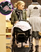 Anna Paquin: First pic of baby