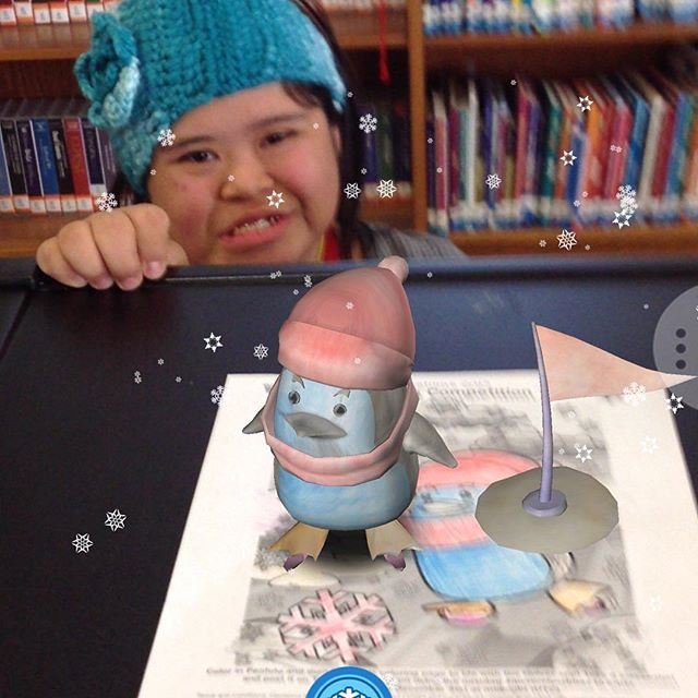 Student 5 entry in coloring contest #quiverchristmas