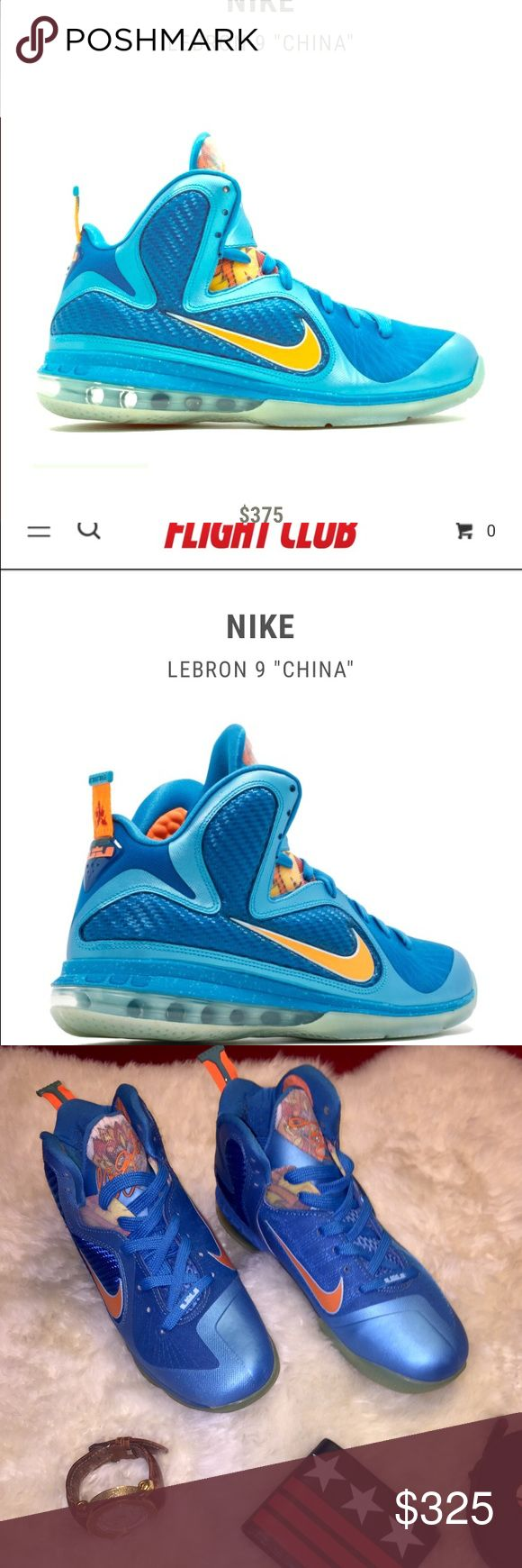"🔷Nike LeBron 9 ""China"" 🔷 Nike LeBron 9 ""China"" 