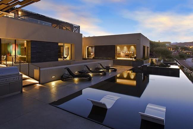 Casa moderna en el desierto en 2019 architecture for Archi in casa moderna