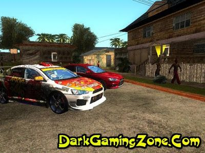 GTA San Andreas B-13 NFS Game - Free Download Full Version For PC