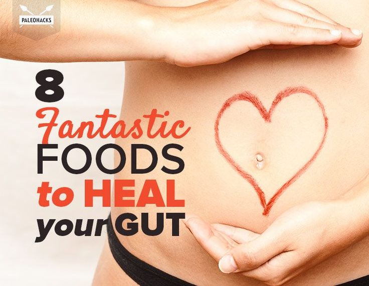 All disease begins in the gut and spreads to other areas of the body. If you need to heal your gut pronto, try one of these 8 delicious foods.