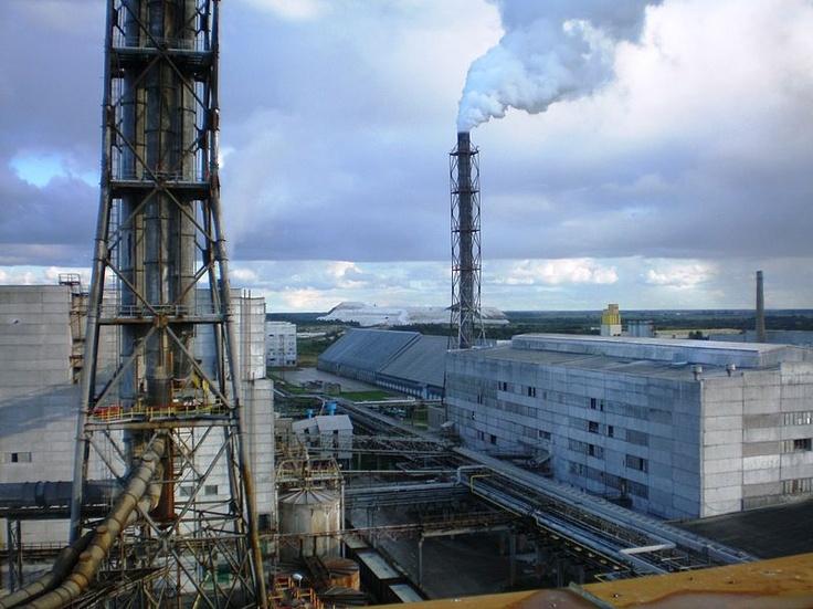 Kedainiai Chemical Plant Lifosa.