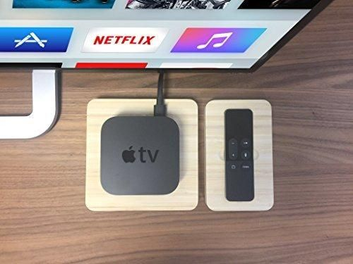 Station For Your New Apple TV and Siri Remote - Model S