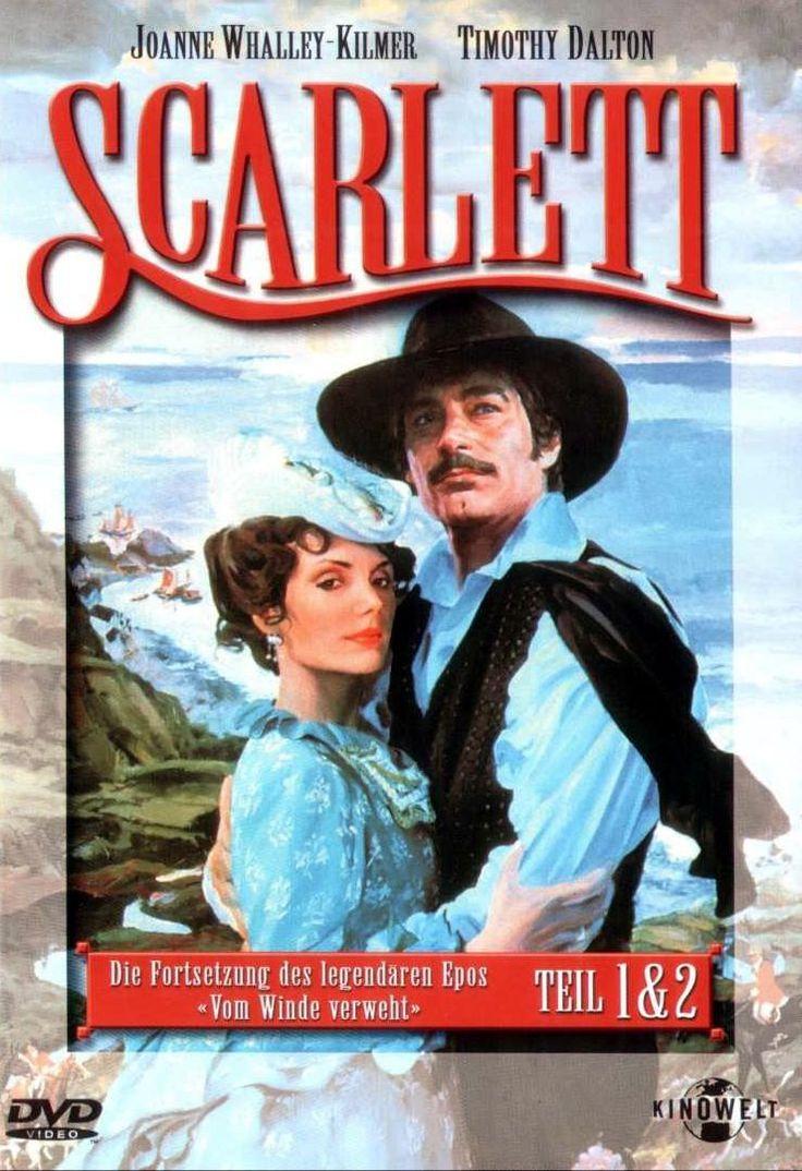 «Скарлетт» — телевизионный 4-х серийный мини-сериал. Экранизация произведения, автор которого — Александра Рипли. Джоэнн Уэлли и Тимоти Далтон