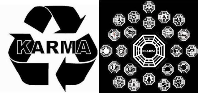 Despertando Conciencias: Diferencia entre Karma y Dharma