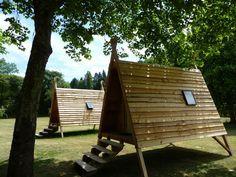 Galerie - Cabanes en bois