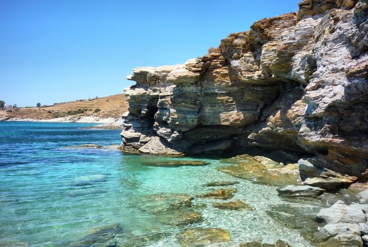☼ Grecia Greece ☼ Cyclades Islands Kea Tzia Rocks-Koundouros-Kea Island Photo from Ligia in Kea | Greece.com