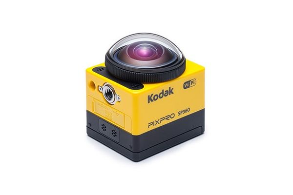 Kodak PIXPRO SP360 Action Camera - Gadget.com