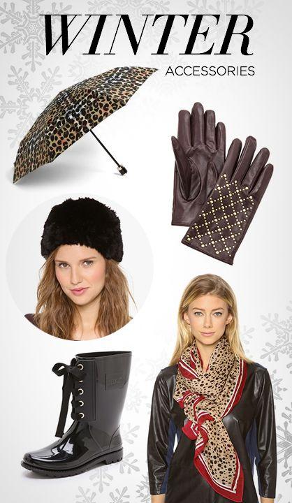 LUX Winter Accessories