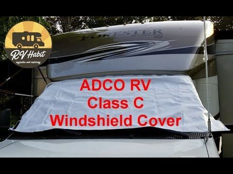 Video on ADCO RV Windshield Cover. #rv #rvlife #rvliving #rving #rvmods #rvrepair #rvmaintenance #motorhome #rvwindshield #RVcover #gorving #rvtips #rvtricks #classcrv