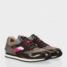Paul Smith Shoes - Grey Leather Aesop Trainers LOS QUIERO!!!!