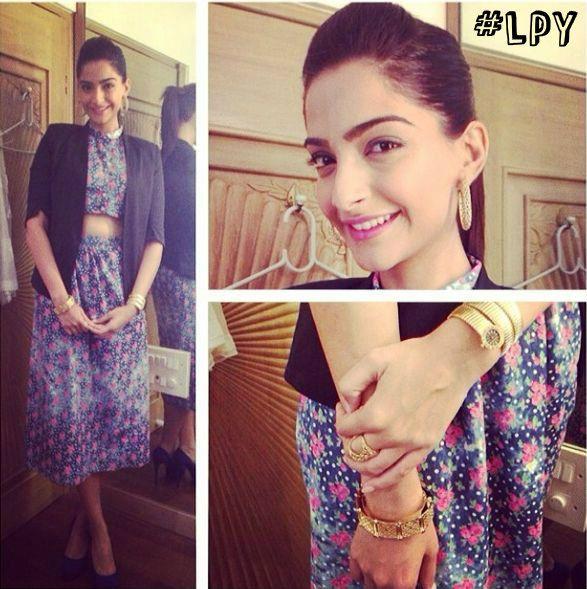 Sonam Kapoor #Bollywood #Photoshoot #Edit #LPY