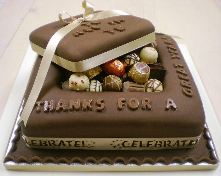 Chocolate Birthday Cake Decoration Ideas : Chocolate birthday cakes with Luxurious decoration 2015 ...