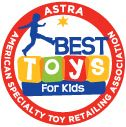 Gift-shoppers searching for quality and value this holiday season will not have to look far--they can find the best toys for kids right around the corner at their neighborhood toy store. The American Specialty Toy Retailing Association (ASTRA) is excited to share our 2012 Best Toys for Kids Award Winners.
