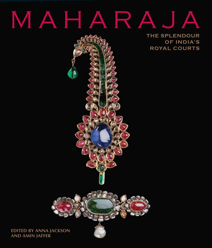 ART and ARCHITECTURE, mainly: Maharaja splendour in Canada