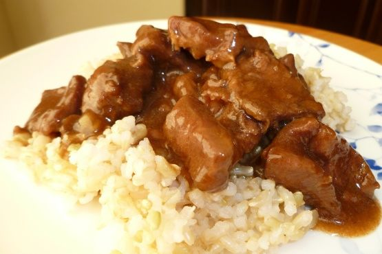 Make and share this Beef Tips on Rice - Pressure Cooker recipe from Food.com.