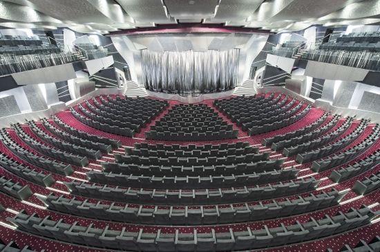 #MSCPreziosa #kazalište Platinum
