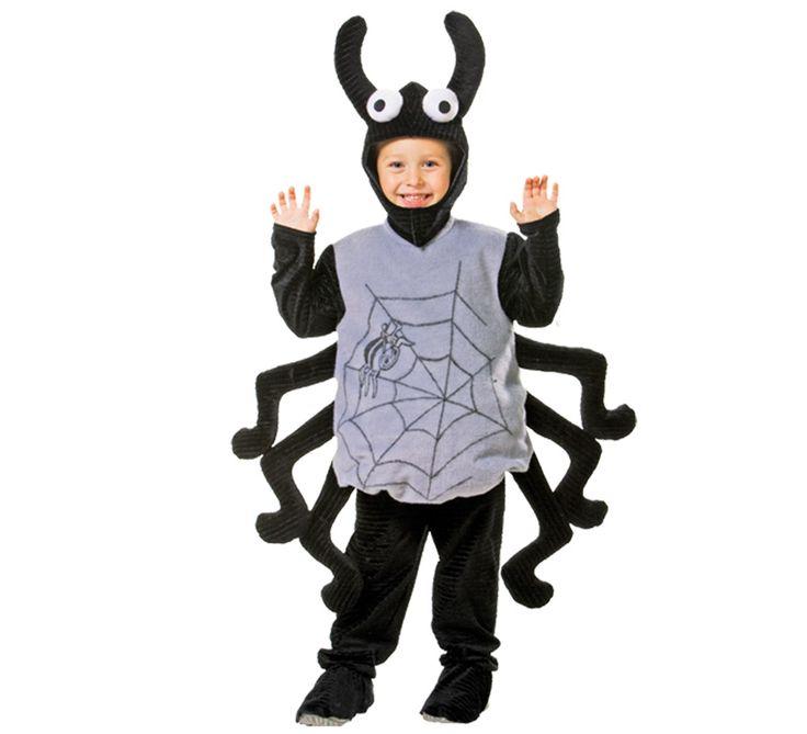 disfraz de arcnido infantil varias tallas incluye disfraz completo con capucha alta calidad
