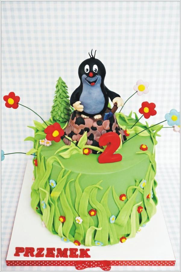Little mole - Cake by KoKo