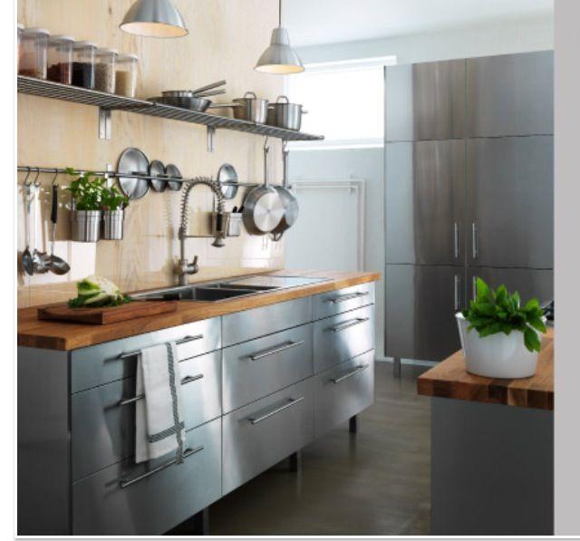 Mer enn 25 bra ideer om Küche faktum på Pinterest Ikea faktum - ikea kleine küchen