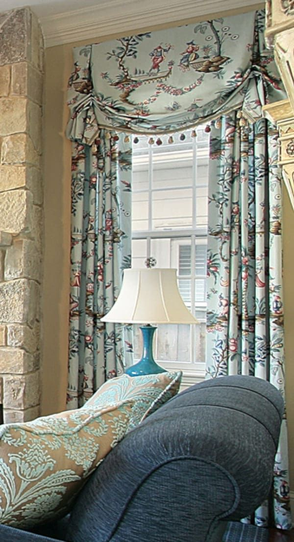 What Is A Valance Tips From A Workroom Bedroom Furniture Design